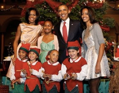 Cook Your Own White House Christmas Dinner